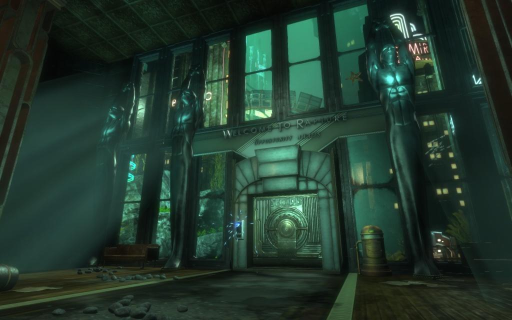 BioShock – Video Game Literary Classics 101 – Backlog Crusader