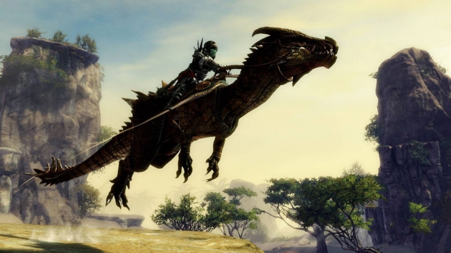Mounts Done RIGHT – The Amazing Mount System in Guild Wars 2