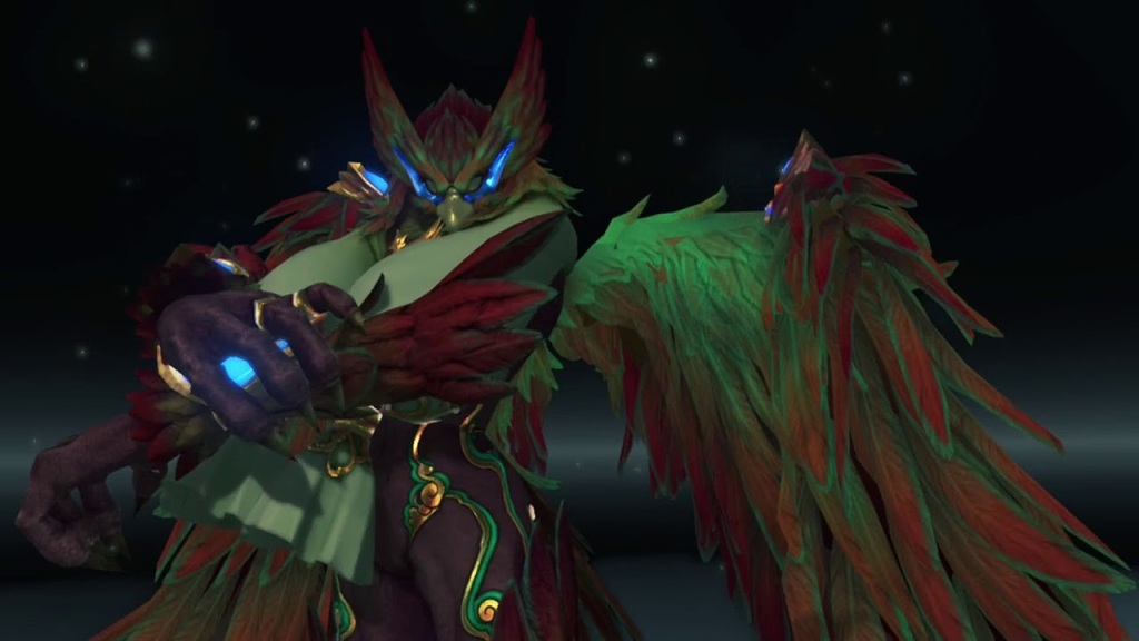 Ethics and Tragedy of Blades in Xenoblade Chronicles 2