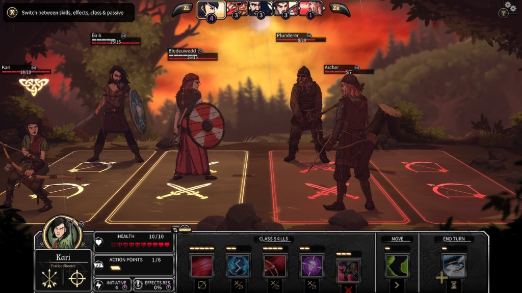 Dead in Vinland (Switch) Impressions – Backlog Crusader